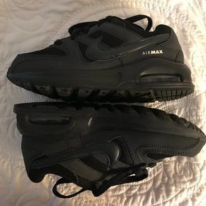 NIKE AIR MAX SNEAKERS - YOUTH SIZE 1.5